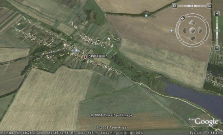 műholdas térkép Frissült a műholdas térkép | kisbagyon.hu műholdas térkép